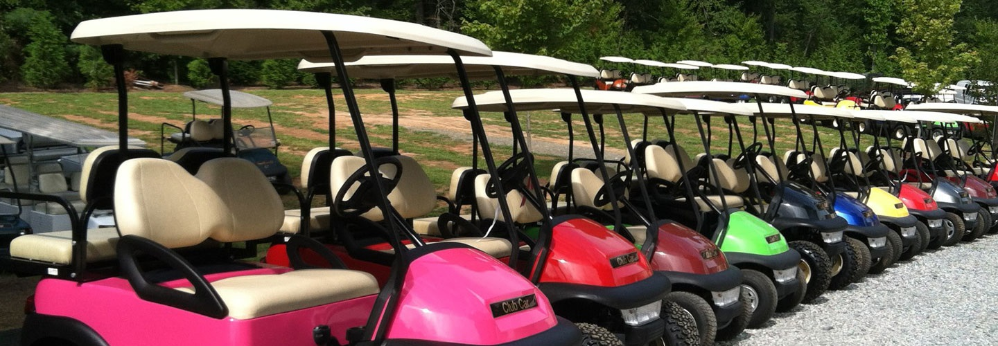 Golf Cart & Electric Vehicle Batteries